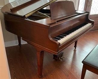 KIMBALL Baby Grand Piano.  Good Condition, plays well.  Available for pre-sale 5/3 - 5/5.