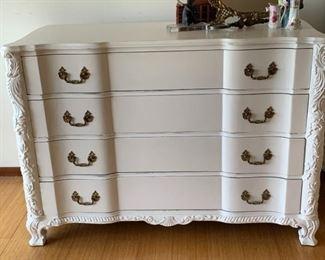 007m Refurbished Wood Dresser