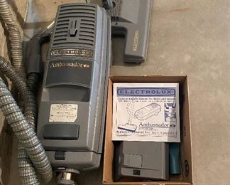 Nice Electrolux Vacuum