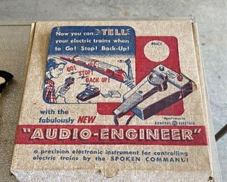 1960s Audio Engineer