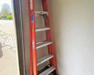 Nice Werner ladder