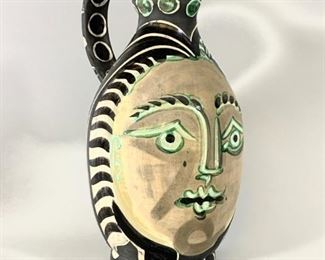 Picasso Face Jug