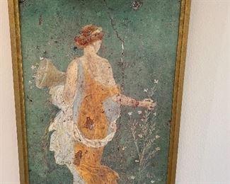Flora the Spring Goddess.  Museum Quality Art