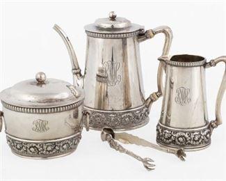 Tiffany & Co. Sterling Silver Demitasse