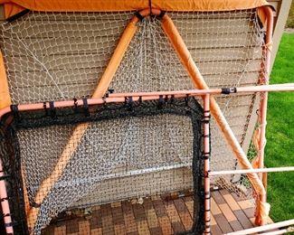 Sport nets, soccer, lacrosse