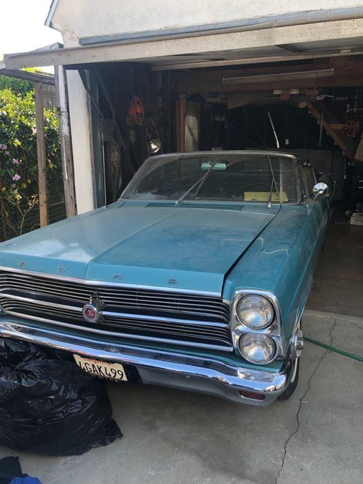 1966 Ford Fairlane Convertible 500XL 390V8
