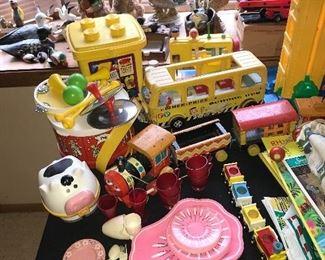 Retro toys