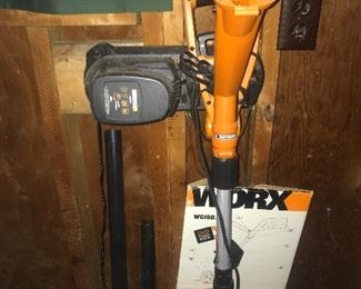 Worx  electric weed whip