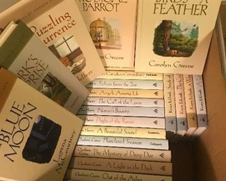 Mysteries of Sparrow Island-26 books total