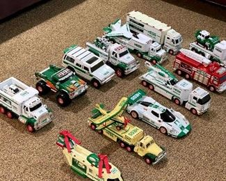 Hess, Truck Collecton, die cast