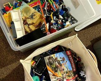 Lego Bionicle, Lego Exoforce