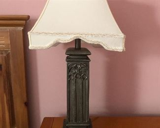 One of many lamps
