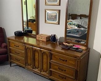 American of Martinville Bureau, one of a five piece set that will be sold individually.