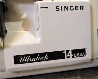 Singer Ultralock 14