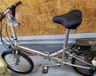 DAHON electric bicycle