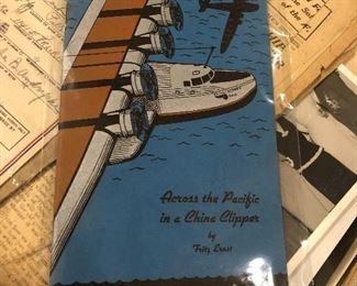 some transportation paper ephemera and manuals