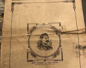 1897 Pullman Journal Newspaper, Chicago