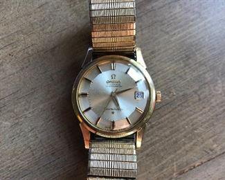 Vintage 1950-60s Omega Constellation Men's watch Cal 561 - runs