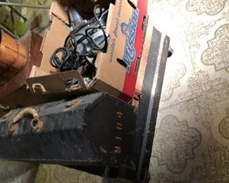 old tools chests