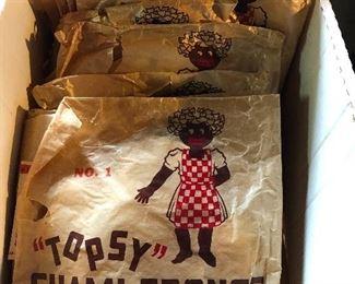 NOS Topsy Chami Sponge in original package