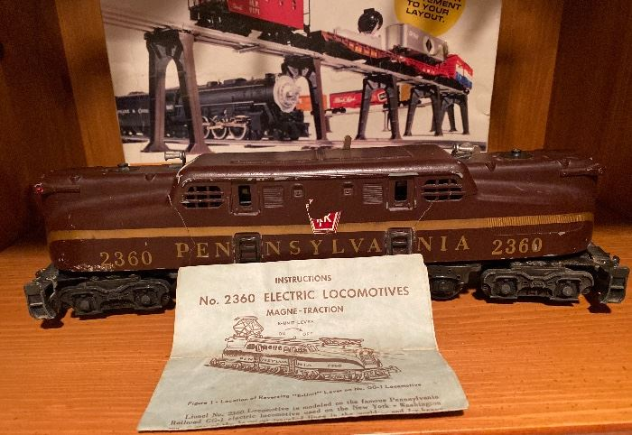 Lionel Trains are here!!! Vintage and newer ~~~ most in boxes!