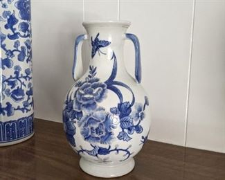 Blue Vase reproduction $ 15.00