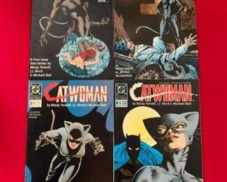 Marvel Comics Presents Catwoman