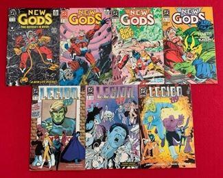 Marvel Comics Presents New Gods and L.E.G.I.O.N.