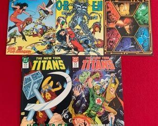Marvel Comics Presents The New Teen Titans