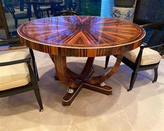 RUHLMANN STYLE INLAD TABLE