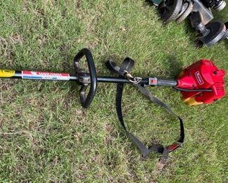 Maruyma gas powered blade trimmer