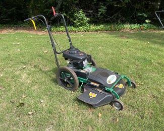 Billy Goat high wheel mower model HW651HSP