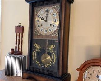 Alaron 31 day mantle clock