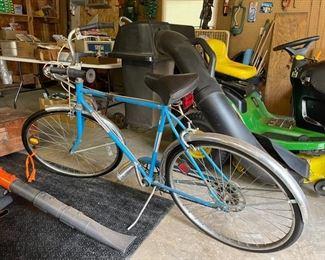 "1970's Sears ""Ted Williams"" bike"