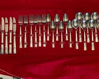 Wm A Rogers /  Oneida silverplate flatware