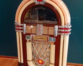 Wurlitzer bubbler jukebox 1015 - CD $4,000