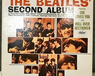 "https://www.ebay.com/itm/124707856842BM0111 THE BEATLES ""THE SECOND ALBUM"" LP T 2080Buy-It-Now $20.00"