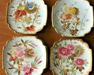https://www.ebay.com/itm/124707856817CC0044 BONN DISHES 1755 PLATES WITH BIRDS AND FLORA Buy-It-Now $50.00