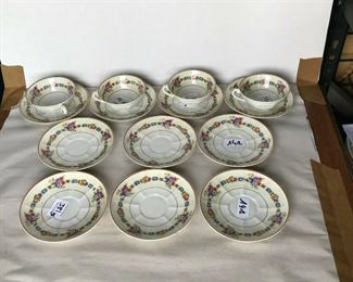 https://www.ebay.com/itm/114791781117CC7024 Lot Of Limoges Porcelaine Saucer & Teacup (14 Pieces)Buy-It-Now $25.00