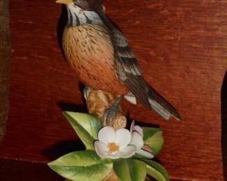 Robin figurine by Andera
