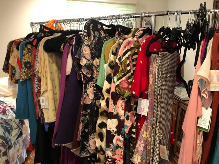 Enormous amount of NEW Women's clothes with tags