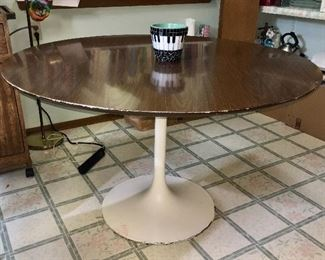 Burke dining table and 2 dining chairs