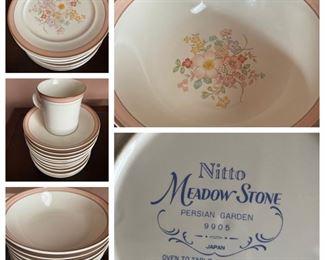 Nitro meadow stone dishes