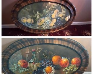 Vintage fruit pictures