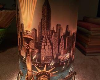 "1957 Econolite ""Miss Liberty""- the rarest of the motion light series"