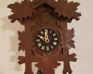 Cuckoo Clock from Germany