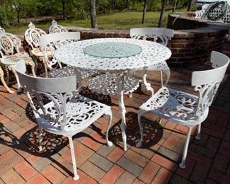 More Iron Garden Furniture
