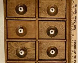 8-drawer Spice Cabinet
