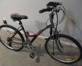 bicycle ladies Diamondback