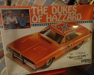 "1981 Dukes of Hazzard ""General Lee"""